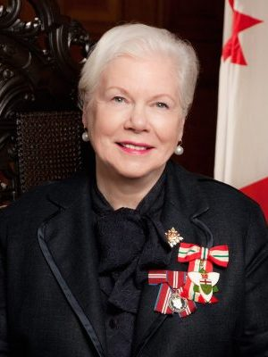Honourable Elizabeth Dowdeswell